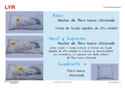 Venta de colchones, somieres, bases y almohadas